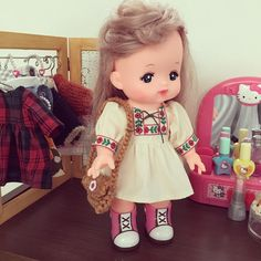 Handmade Clothes, Doll Clothes, Harajuku, Dolls, Womens Fashion, Instagram Posts, Miniature, Outfits, Dresses