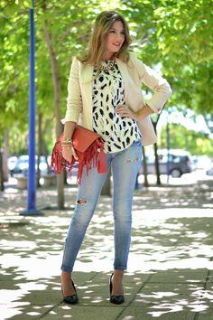 Amazing and Stylish Fashion Combination For Work