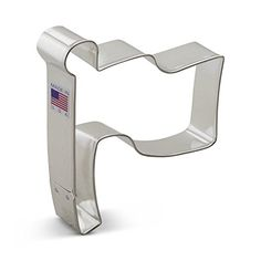 Ann Clark Flag Cookie Cutter  425 Inches  Tin Plated Steel -- You can find more details by visiting the image link.(This is an Amazon affiliate link and I receive a commission for the sales)