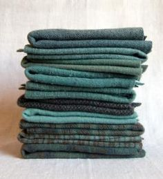Love this color...felted wool.