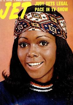 Beauty icon, Judy Pace