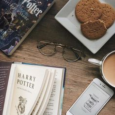 Harry Potter the epic adventure for any age. Who doesn't want to visit Hogwarts? If you said you don't I'm going to call you crazy. What house are you? Hogwarts, Book Art, Harry Potter Aesthetic, Harry Potter Books, Coffee And Books, Mischief Managed, Albus Dumbledore, Book Photography, Ravenclaw