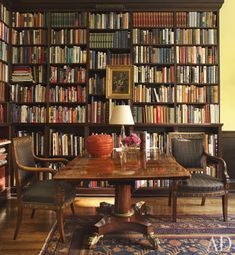 In love with books and the romance of libraries? Here's our incredibly popular Luscious Libraries photo gallery with lots of pictures of libraries...