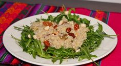 Kvinoasalaatti