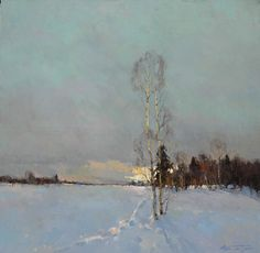 Landscaping Around Trees Stump - Quick Privacy Landscaping - - Landscaping Forest Night Painting Snow, Winter Painting, Painting & Drawing, Landscape Tattoo, Landscape Artwork, Impressionist Paintings, Impressionism, Oil Paintings, Landscape Edging
