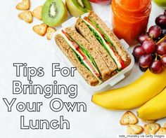 How Bringing Your Own Lunch To Work Can Help Your Energy Levels, Overall Health And Bank Balance