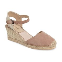 On SALE at 30% OFF! elia espadrille wedge sandal by Botkier. Ropy espadrille trim wraps the wedge and platform of a two-piece sandal secured by a slim ankle strap.