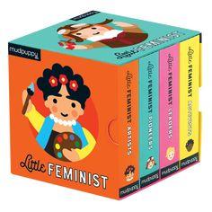 Little Feminists Book Set