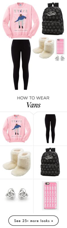 """""""Untitled #2438"""" by if-i-were-famous1 on Polyvore featuring Vans, M&Co, Casetify and Georgini"""