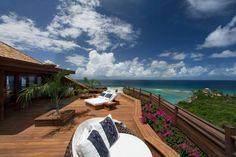 Necker Island, Sir Richard Branson's private island –  #Travel #Caribbean –  http://www.xoprivate.com/suites/necker-island/