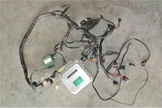 Wiring Harness and computer M20B27