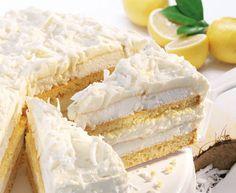 Geheime Rezepte: Schnee-Torte