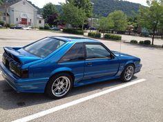 1990 Fox Body Ford Mustang