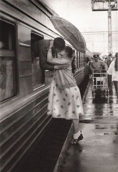 The 50 Romantic Photos -- if this doesn't make you believe in love, I don't know what will!