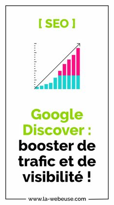 Google Discover : comment multiplier les vues d'un article par 10 ? Application Google, Wordpress, Seo, Bar Chart, Learning, Tips, Artificial Intelligence, Advice, Bar Graphs