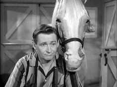 Mister Ed, of course, of course.  Ohhhhh, Wilburrrr!