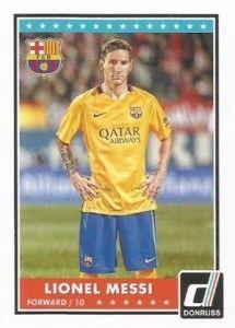 7119e0013 2015 Donruss Soccer Base Messi Messi Messi