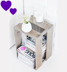 lilaygris: deco/DIY