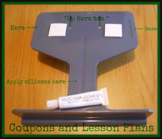 Coupons and Lesson Plans: ToiletTree Products Review- LED Fogless Shower Mirror