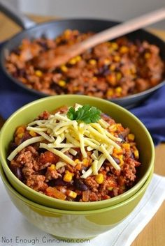 Turkey Chili | 21 Dinners You Can Make In 20 Minutes Or Less