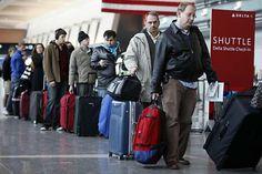 Đồ dùng xách tay được mang theo khi đi máy bay