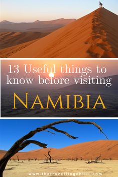Namibia is a great country to visit. There are some essential things you need to know, especially for first time visitors and when on a self-drive trip. Travel Advice, Travel Guides, Travel Tips, Travel Articles, Travel Hacks, Africa Destinations, Top Travel Destinations, Chobe National Park, Countries To Visit