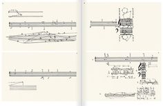 Selección del catálogo 'La anarquía del silencio. John Cage y el arte experimental' páginas 208 y 209
