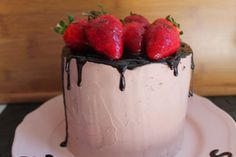 DULCE TENTACION: PASTEL DE TRES LECHES CON CHOCOLATE (versión layer cake)