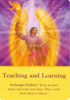Archangel Zadkiel...  Zadkiel is the ultimate spiritual professor. He's patient, kind, and has access to all knowledge. He widely known for his ability to help human memory function. If you need to remember or memorise any information, ask Zadkiel to assist. Anything that you need to know . Zadkiel is glad to teach you.