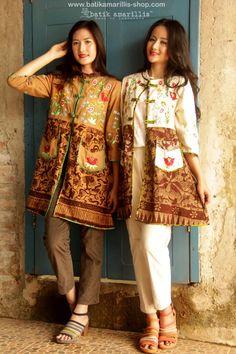 batik amarillis s ildiko long jacket available at batik amarillis webstore  www.batikamarillis-shop. 18d46d4bd7