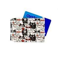 Cats Oyster Card Holder at http://www.ohhdeer.com