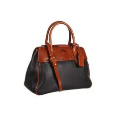 Dooney & Bourke Olimpia Small Wilson Handbags - Black