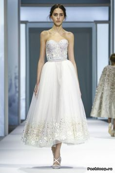 Ralph & Russo Haute Couture Весна-Лето 2015