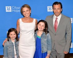 """Pin for Later: Amy Robach on Battling Cancer, Telling Her Girls, and Her """"Inner Strength as a Mom"""" On tips for other families fighting cancer now: Amy Robach, She Girl, Good Morning America, Inner Strength, Tell Her, Inspirational Thoughts, Working Moms, Gorgeous Hair, Bob Hairstyles"""