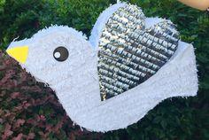 Personalizada paloma blanca piñata boda Pinata por Theperfectpinata