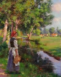 gregory frank harris paintings - Google Search
