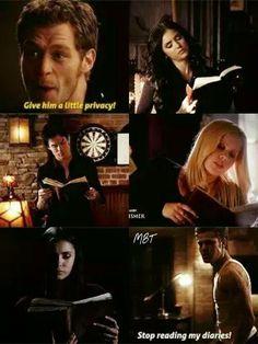 The Vampire Diaries – Społeczność – Google+