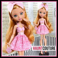 Fairytale Princess Haunt Couture: Rose Petal Princess by HauntCoutureAtelier