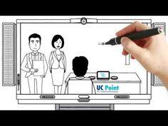 Skype kennen wohl viele. Aber kennen Sie auch UC Point - The Skype for Business Specialist? Was er kann und was er tut, erfahren Sie im Video!  ... und wer hat's erklärt? - junge meister* natürlich ;-)  Mehr #Erklärvideos jederzeit auf http://erklaerfilm.junge-meister.de/