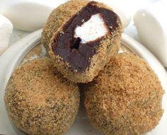 Liesl's Confection Dissection: S'mores Truffles
