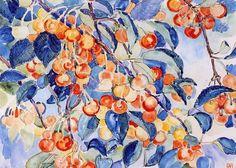 """Theo van Rysselberghe    """"Cherries"""""""