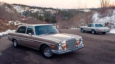 Frenchman Paul Bracq responsible for Many Classic German Cars - #Mercedes Benz #MercedesBenzofHuntValley