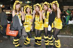 2014渋谷ハロウィン仮装コスプレ画像3