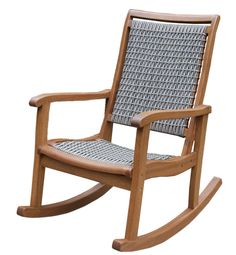Davis Eucalyptus Rocking Chair