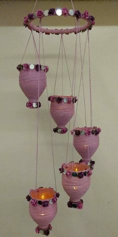 remek ötlet a pet palack újrahasznosításhoz - Bottle Crafts Diy Crafts Hacks, Diy Home Crafts, Diy Arts And Crafts, Creative Crafts, Easy Crafts, Reuse Plastic Bottles, Plastic Bottle Crafts, Diy Bottle, Plastic Bottle Decoration