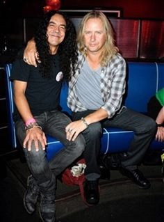 Mike Inez & Jerry Cantrell❤️