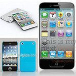 If the iPhone 5 looks like this I might be getting one :) haha
