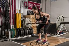 4 reasons why barbell rows will improve your deadlifts