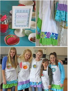 Craft & Bake Party .... If I ever get around to it this year :) From Thoughtfully Simple
