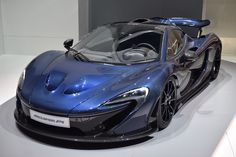 McLaren Bids Farewell To P1 With MSO Bespoke Carbon Fiber Edition